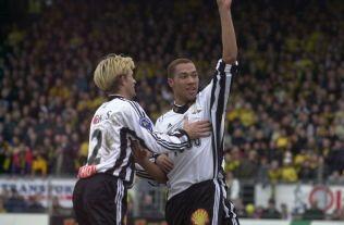 PÅ LISTA: John Carew (til høyre) er nummer en, André Bergdølmo nummer sju, over norske spillere Rosenborg har solgt ut av landet.
