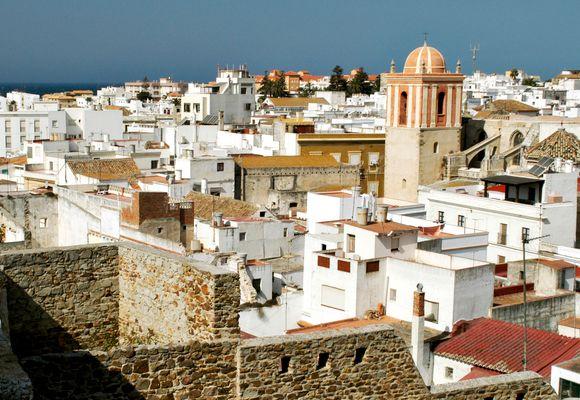 Tarifa: På Spanias lyskyst