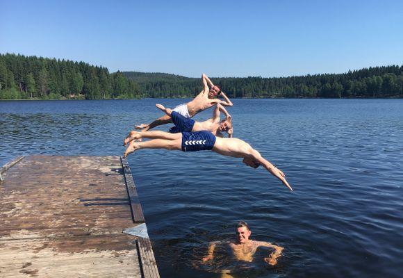 Her kan du bade i Oslo
