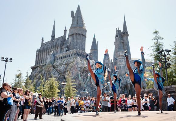 Ny Harry Potter-park: – Verdens beste fornøyelses-opplevelse