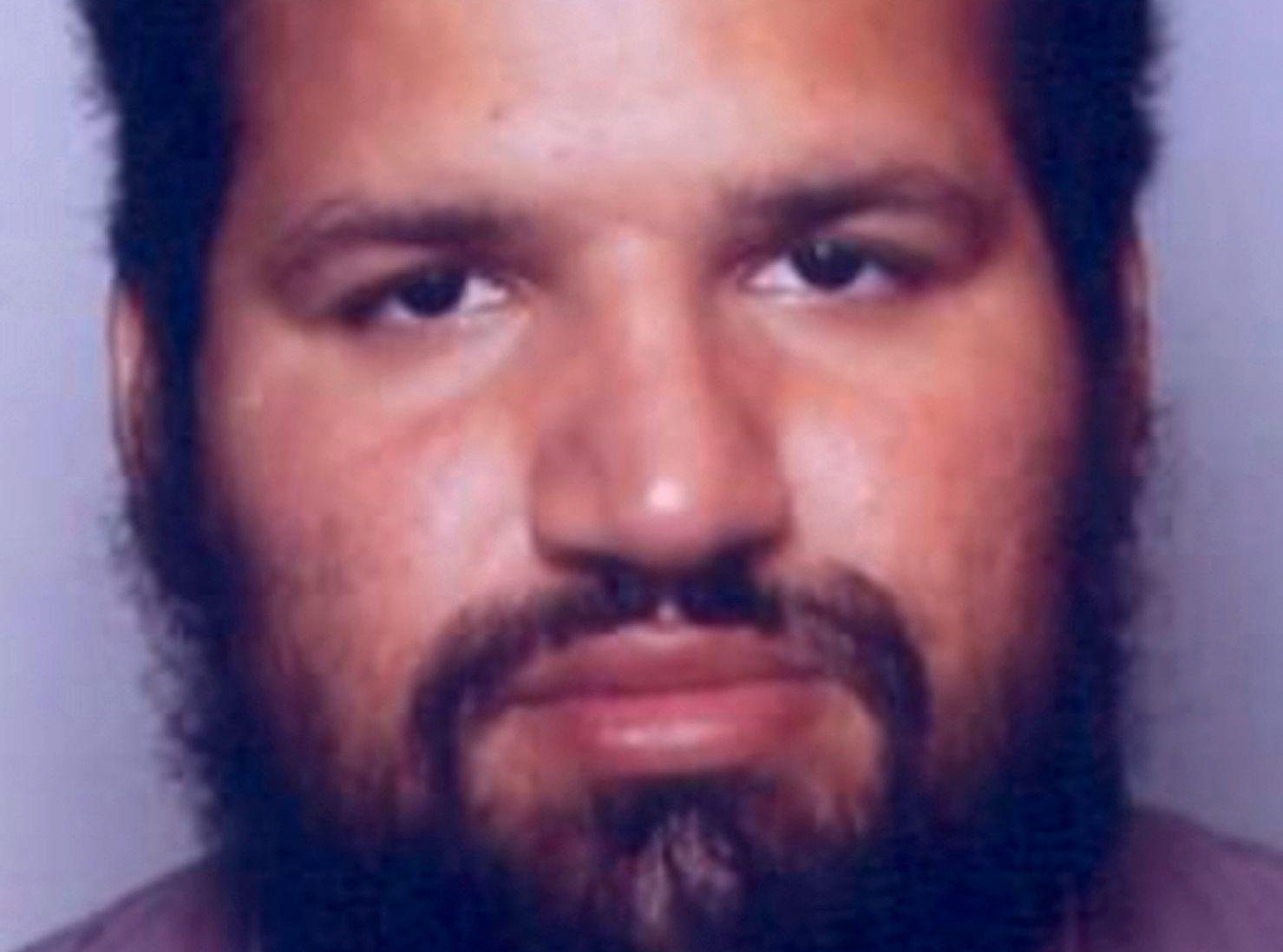 ANTAS DREPT: Fabien Clain skal ha befunnet seg i Baghouz, sørøst i Syria.