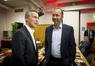 BETRODD STATSRÅD: Trond Giske har vært medlem av alle Jens Stoltenbergs regjeringer. Både i 2000-2001 og fra 2005-2013.