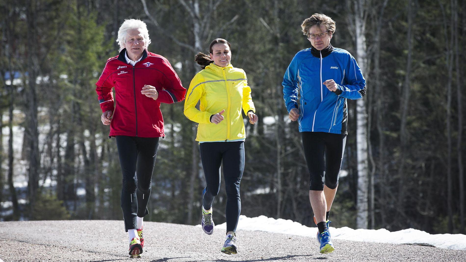 f2fe5787 Test: De beste joggeskoene