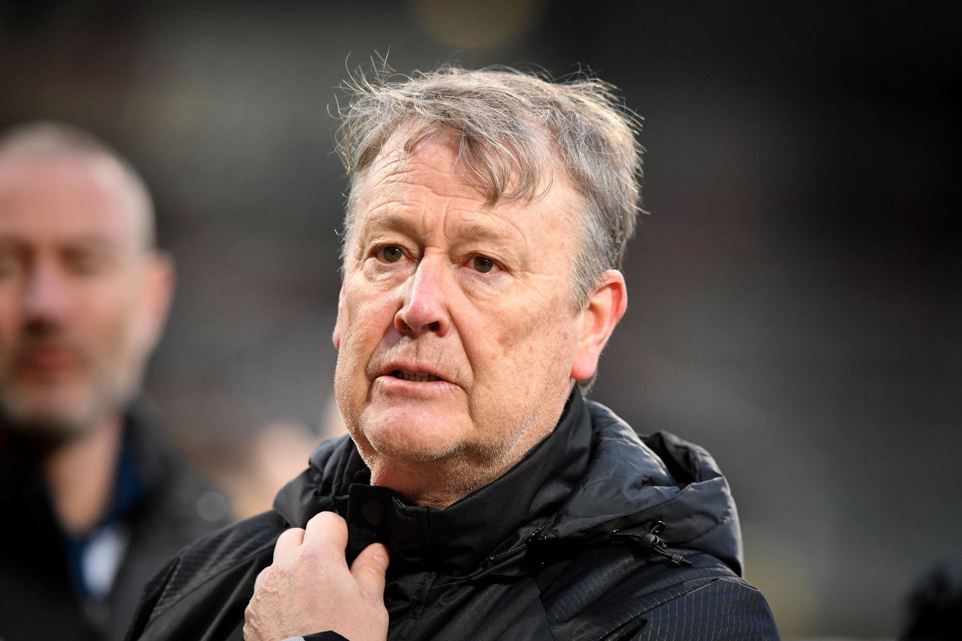 VRAKET BENDTNER: Åge Hareide måtte ta en tøff avgjørelse da han vraket Nicklas Bendtner fra VM-troppen.