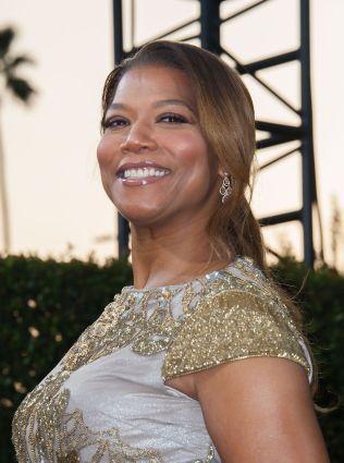 GLAMORØS: Queen Latifah under Hollywood Film Awards nylig.