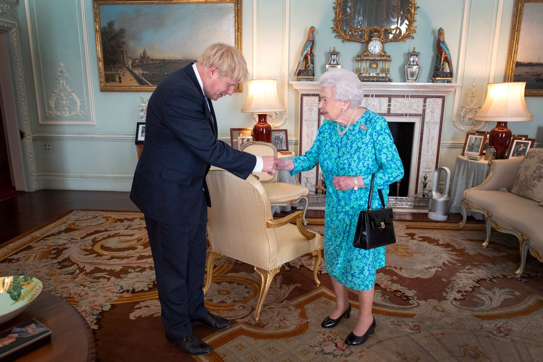 UDEMOKRATISK? – Demokratidebatten er etter gårsdagens manøver fra Boris Johnson i aller høyeste grad del av brexit-debatten, skriver kronikkforfatteren.