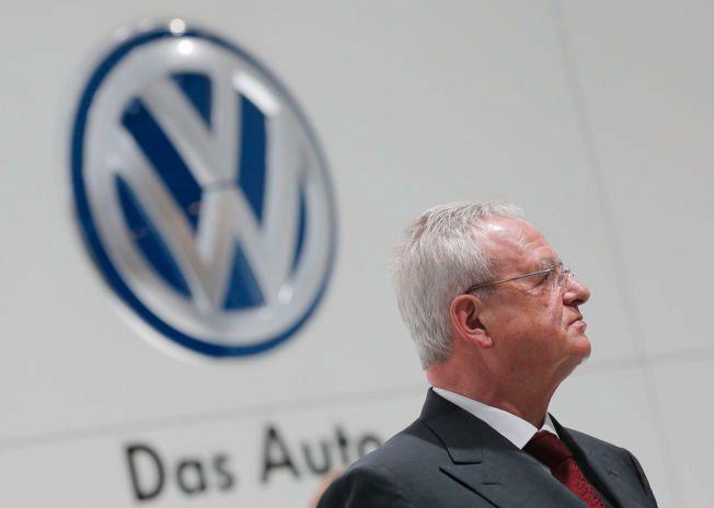 TILLITSVIKT: VW-sjef Martin Winterkorn ber om unnskyldning for testjukset. Det alene er neppe nok til å gjenopprette bilprodusentens troverdighet.