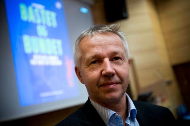 HAR TILTRO: Leder for Spesialenheten, Jan Egil Presthus, stoler på politimesternes skjønnsmessige vurderinger.