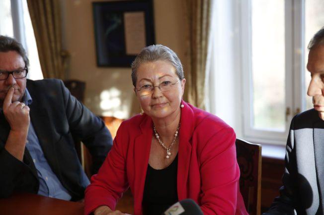 TAR OVER: Den tidligere partiformannen for Høyre tar nå over som leder av Nobelkomiteen.
