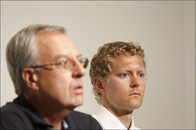 POSITIV DOPINGPRØVE: Erik Tysse hevder selv å ikke ha inntatt det forbudte stoffet man har funnet under dopingkontroll Foto: Scanpix