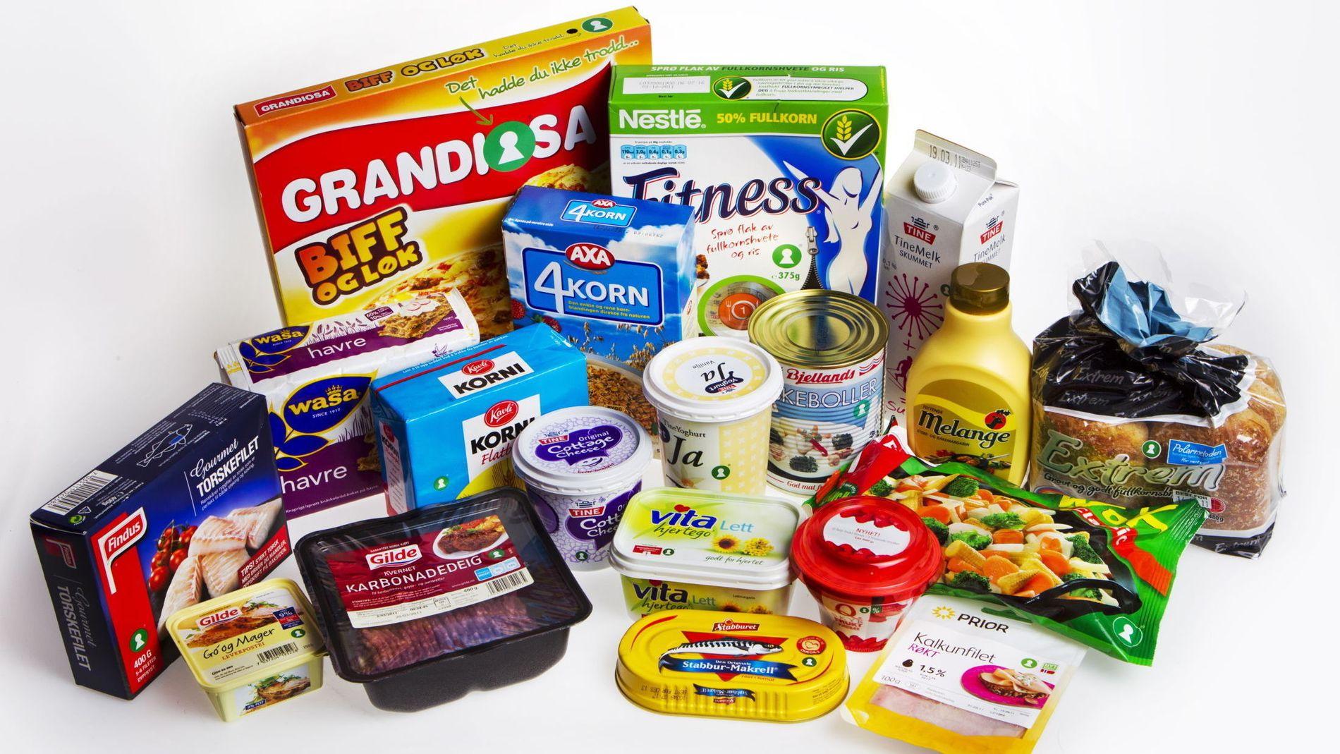 FULL PRISKRIG: I 2011 ga Kiwi kundene et prisavslag tilsvarende momsen på nøkkelhullsvarer, og konkurrerende matkjeder kastet seg i priskampen. Da skal det ha oppstått et press fra matkjedene overfor leverandørene om å droppe nøkkelhullsmerket.