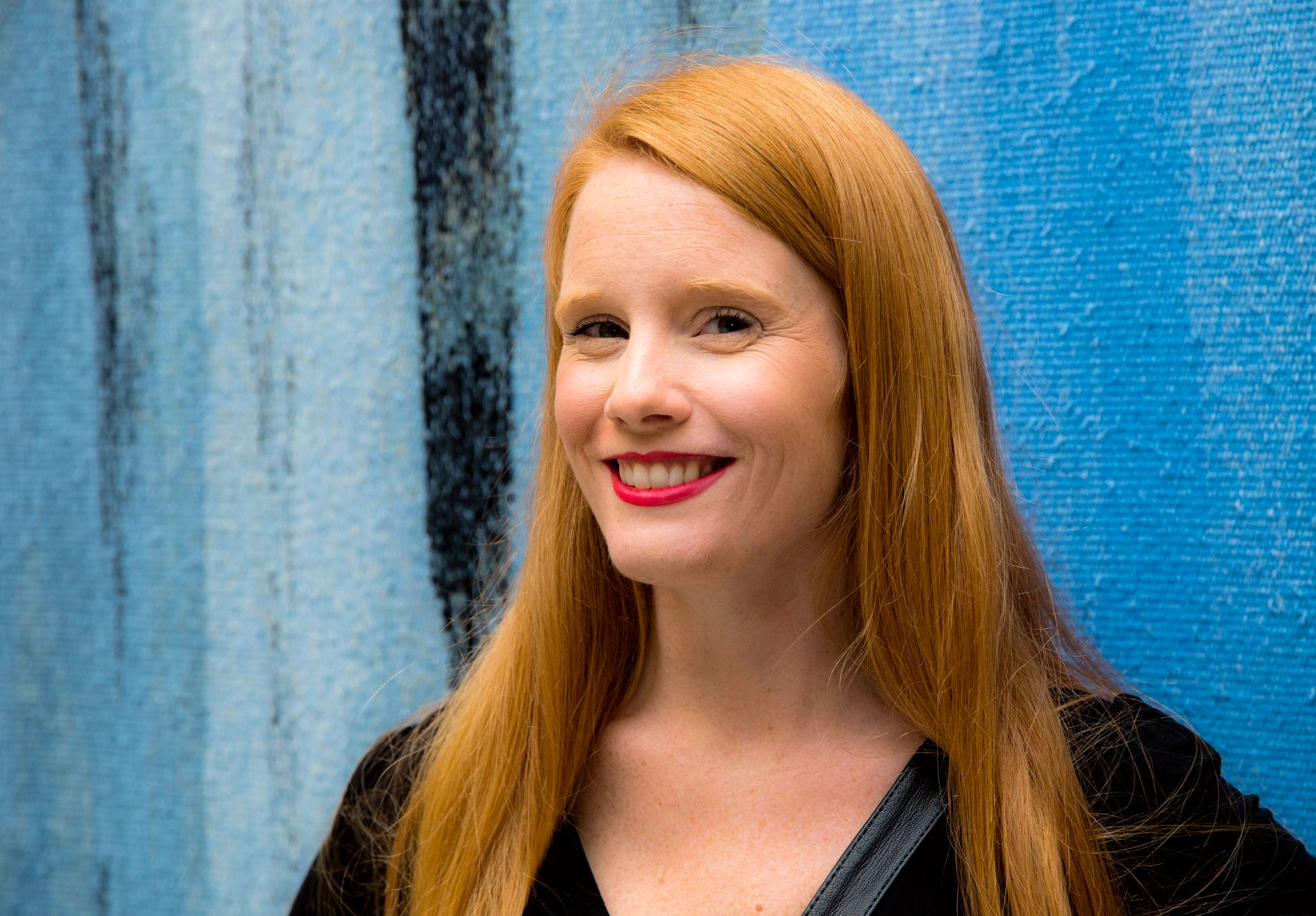 VIL BEVISSTGJØRE: Målet med Sunn Fornuft-plakaten er å få i gang en samtale om bloggeres ansvar for det de selv publiserer og å starte en bevisstgjøringsprosess, sier initiativtaker Susanne Kaluza.
