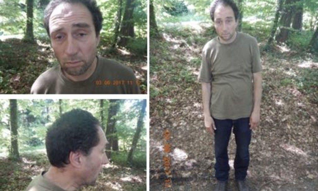PÅGREPET: 51 år gamle Franz Wrousis er mistenkt for å ha gått til angrep på fem personer med motorsag i Schaffhausen.