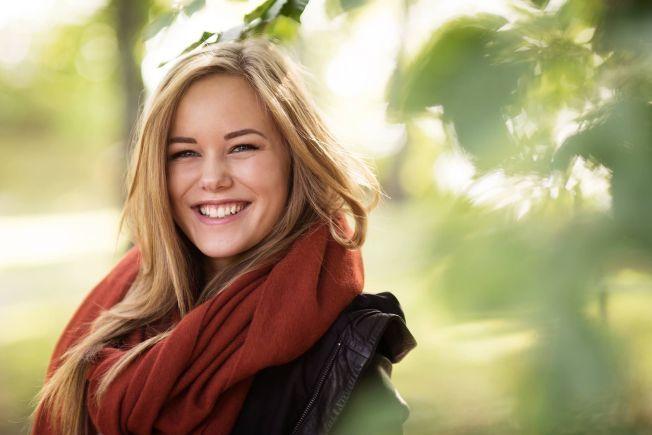 FANT FORMELEN: 1,6 millioner følger Andrea Brataas (18) fra Bærum i Akershus på bildetjenesten Instagram.