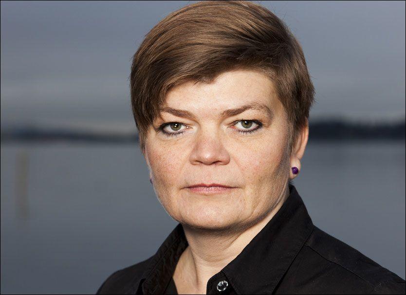 ÆRLIGHET: - Snakk med barna om døden, og at noen også velger å ta sitt eget liv, sier generalsekretær Janne M. Sukka i Kirkens SOS.