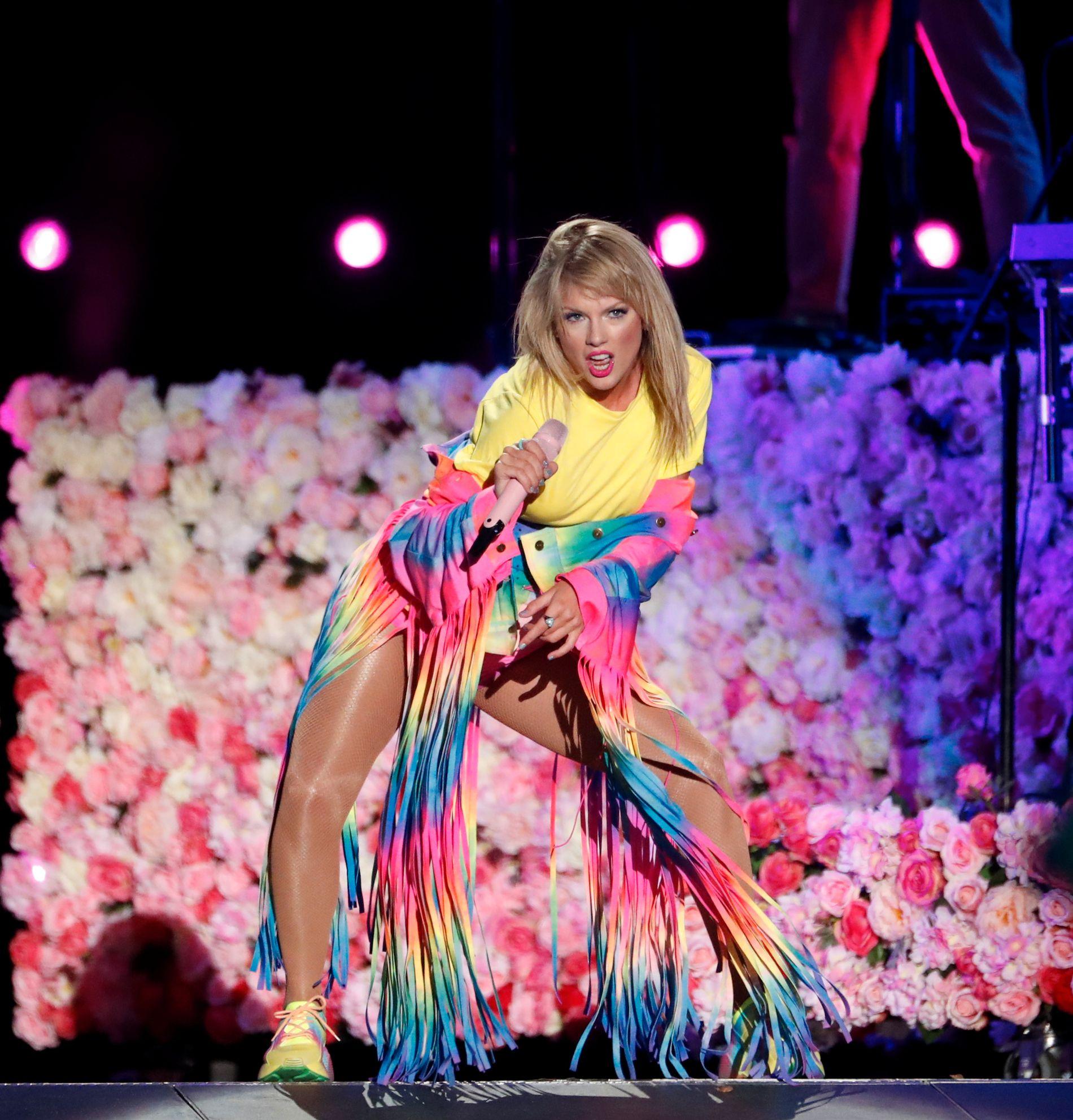Taylor Swift kommer til Norge