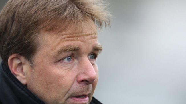 SPEIDER: Nå skal Lars Tjærnås (54) bli Brann-speider. Her fra hans tid i HamKam, tatt i 2008.