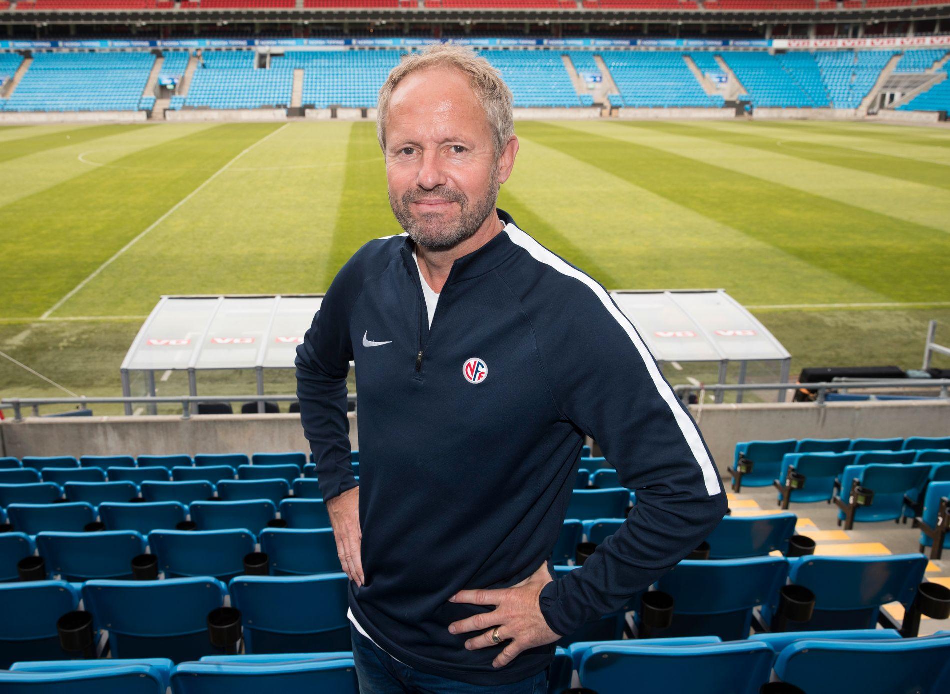 AVSENDER: Generalsekretær Pål Bjerketvedt i Norges Fotballforbund.