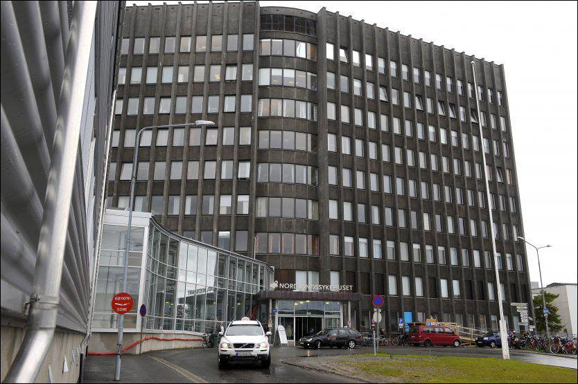 HER SKJEDDE OPERASJONENE: Avisa Nordland omtalte operasjonene ved Nordlandssykehuset i en serie artikler og førstesideoppslag. VG dekket også saken bredt i 2010. Foto: TERJE MORTENSEN