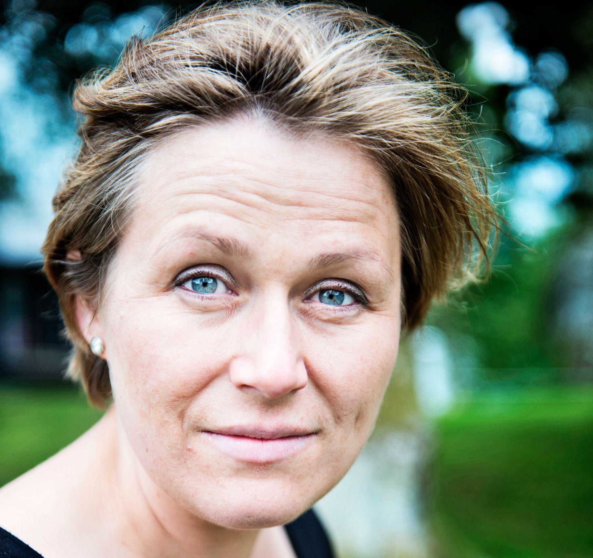 ÅRETS ROMAN: I kveld ble det klart at Olaug Nilssen (39) vant Brageprisen for romanen «Tung tids tale».