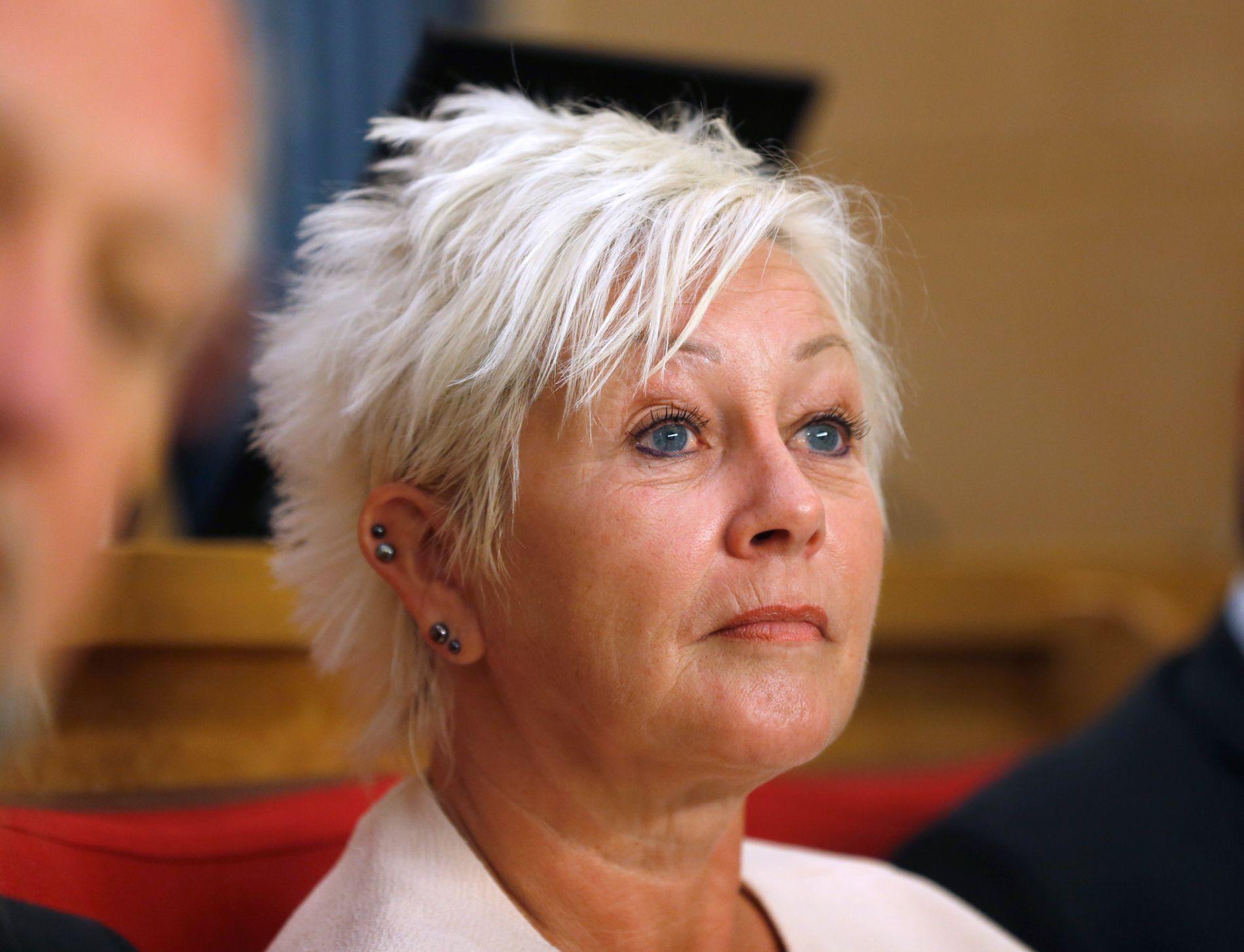 REAGERER: Generalsekretær i Kreftforeningen, Anne Lise Ryel.