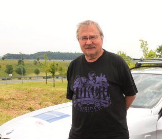 BILEKSPERT: Jon Winding Sørensen er en av Norges mest profilerte og dyktige bileksperter. FOTO: HANNE HATTREM/VG