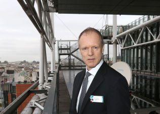 UTSLIPPSFRI FREMTID; Sturla Henriksen,toppsjef i Norges Rederiforbund, setter hårete måll for skipsfarten.
