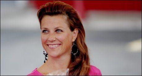 ADVART: Prinsesse Märtha Louise blir bedt om ikke å ta kontakt med døde når hun skal holde kurs i NMS sine lokaler. Foto: Scanpix