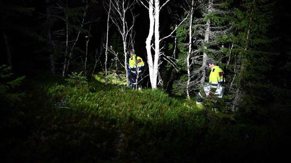SENDTE NØDSIGNAL: Småflyet som onsdag formiddag ble meldt savnet ble funnet like etter klokken 18.
