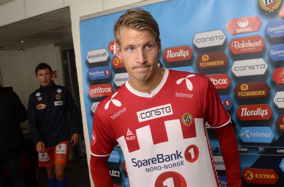 LSK-KLAR: Thomas Lehne Olsen vender tilbake til Alfheim allerede 13. mai som Lillestrøm-spiller, da LSK møter Tromsø på bortebane.