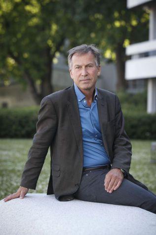 PÅTROPPENDE: Olav Njålstad tar over som direktør for Nobelinstituttet i januar.