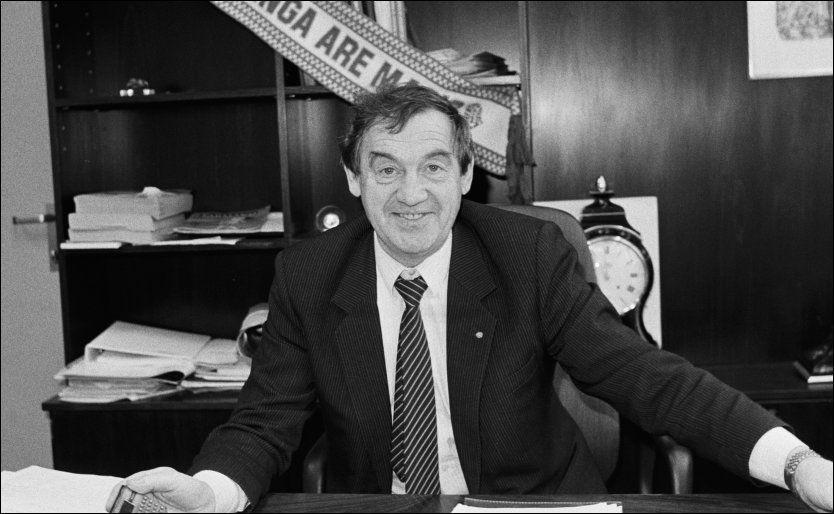 SOVNET INN: Venstrepolitiker Leon Bodd døde på Jødisk bo- og seniorsenter i Oslo. Foto: Møller-Hansen, Janne, VG