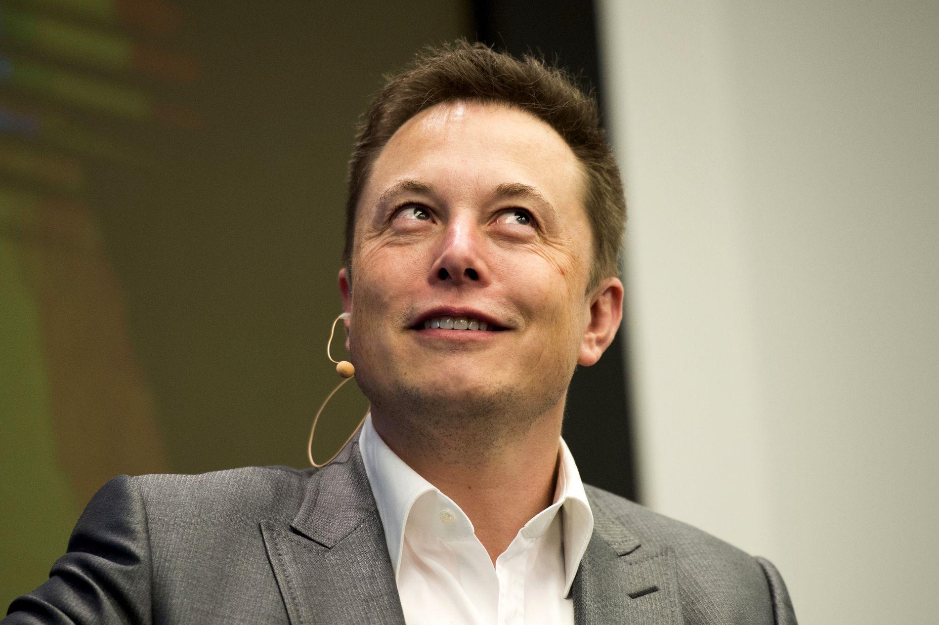 2c709900 Elon Musk lover «topphemmelig» Tesla-nyhet