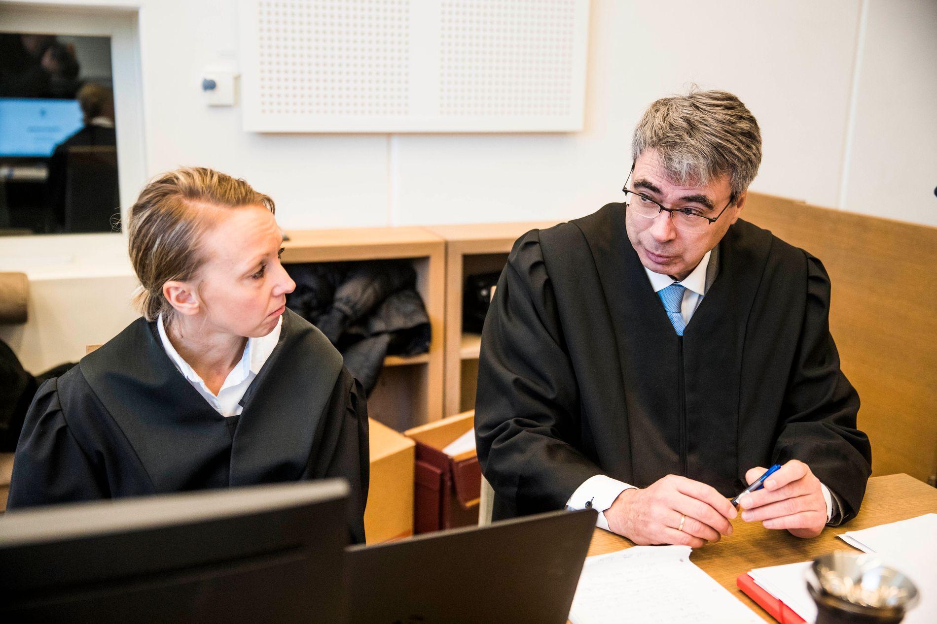 AKTOR: Statsadvokat Arne Ingvald Dymbe uttalte til VG denne uken at han gjerne skulle stilt den tiltalte kvinnen i Valdres-saken konfronterende spørsmål.