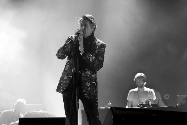 GJESTET TODD TERJE: Bryan Ferry. Foto: TOR ORSET/ØYAFESTIVALEN