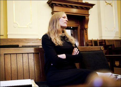 ANKER: Åsne Seierstad frykter at dommen vil kunne innebære trangere rammer for dokumentarjournalistikk i bokform. Foto: SCANPIX