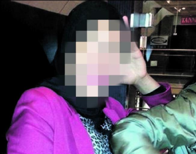 ÉN AV TRE: Denne norsk-marokkanske kvinnen (20) ble den tredje fra samme ungdomskoleklasse som i fjor sluttet seg til IS i Syria. Hun reiste i desember, mens de to klassevenninne trolig reiste i oktober og juni.