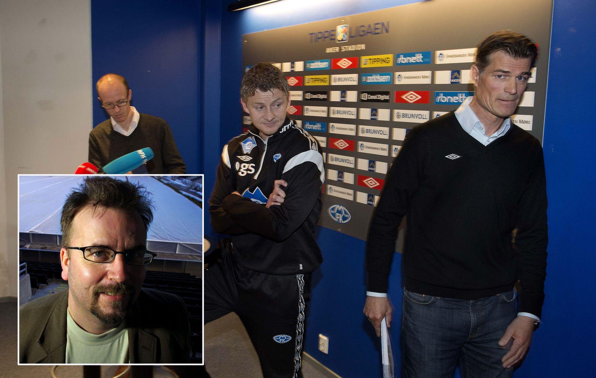 Fotballsosiolog: - Molde frykter Svarte-Per hos Røkke – E24