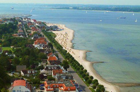 3a5c2f40 MILEVIS MED STRENDER: Feriebyen Laboe, rett nordøst for Kiel, har deilige  sandstrender, langgrunt badevann og gode feriehus. Strendene her oppe i  nord ...