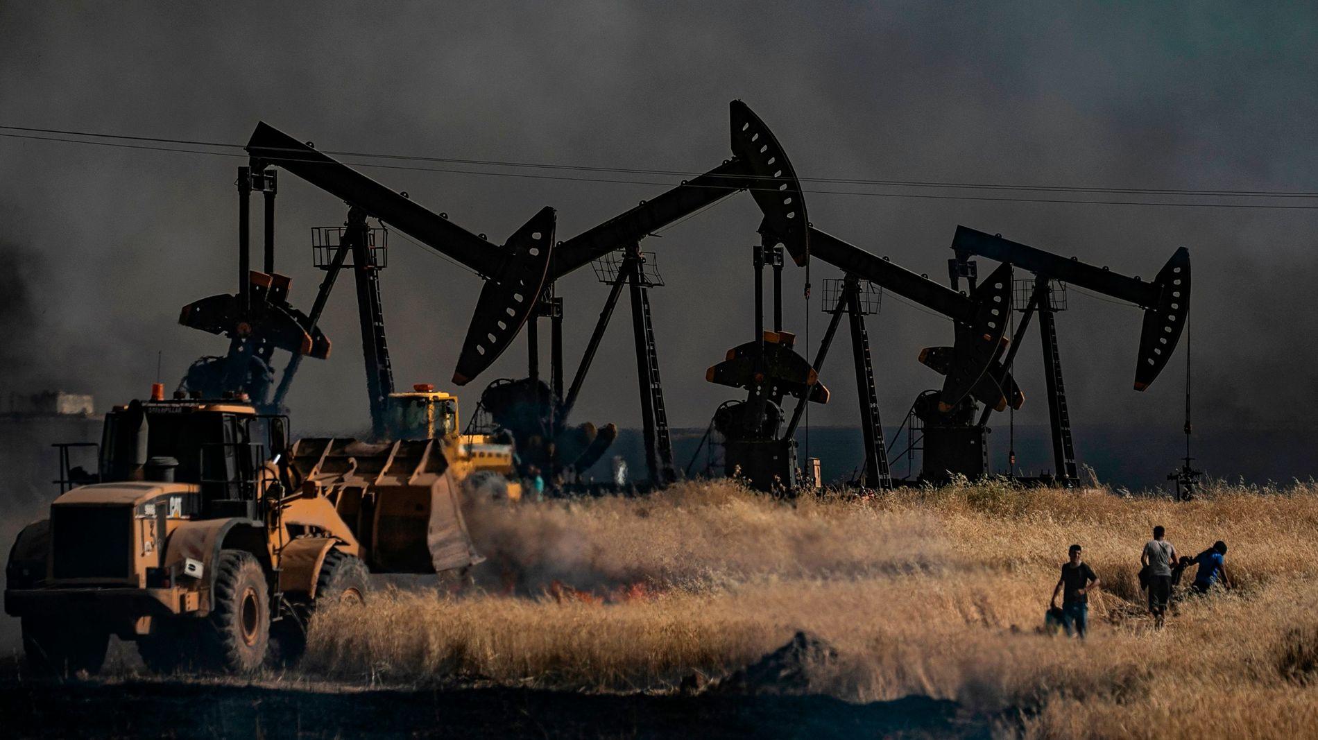 Lagertall er tilbake i fokus onsdag mens oljeprisen faller videre