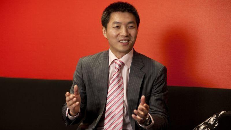 Visekonsernsjef for Huaweis virksomhet i Sentral-, Øst- og Nord-Europa, James Chen, er i Norge, i forbindelse med det kinesiske statsbesøket.