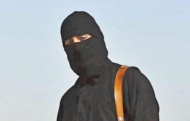 BØDDEL: Mannen som halshugget den amerikanske journalisten James Foley er sannsynligvis britisk statsborger. Stemmeanalyse kan bidra til å identifisere ham.