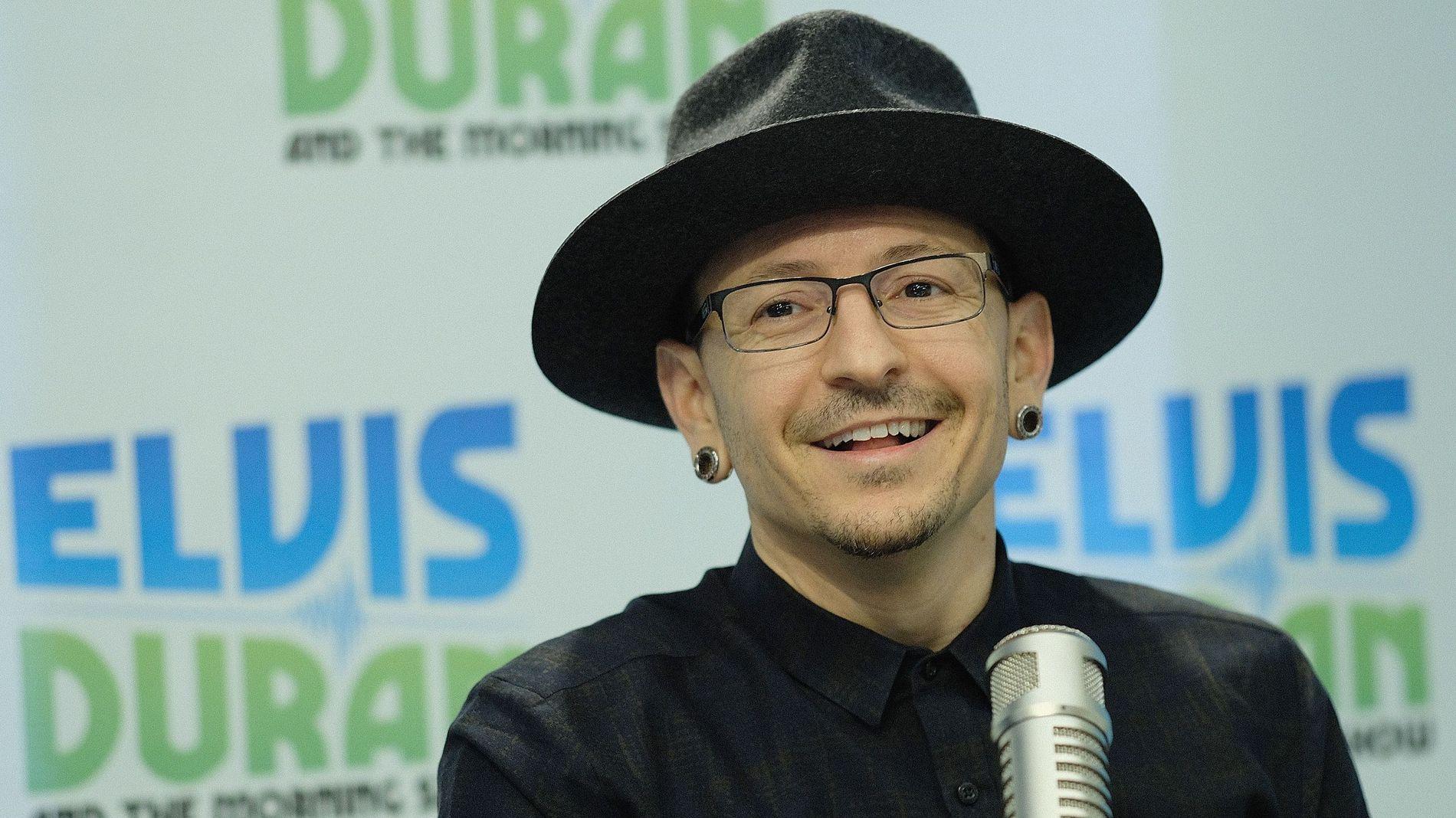 ER DØD: Linkin Park-vokalist Chester Bennington er død, melder kjendisnettstedet TMZ.