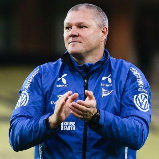OVERRASKET: Mons Ivar Mjelde stusser over at Vidar Örn Kjartansson ikke er mer aktuell.