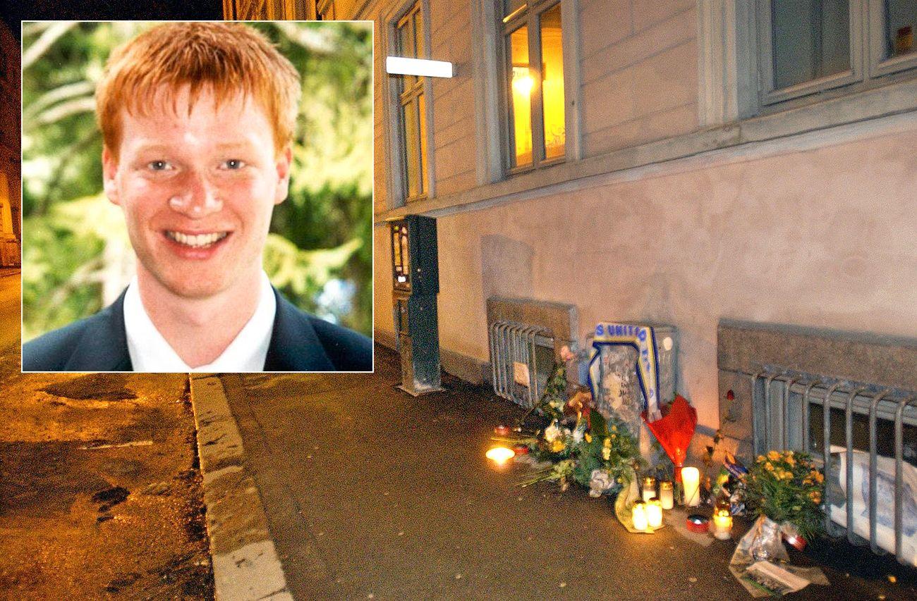 TILFELDIG OFFER: Politiet har hele tiden mistenkt at Egil Tostrup Bråten (23) fra Våler i Hedmark ble utsatt for et ran da han ble drept på åpen gate i Oslo sentrum.