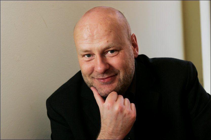 KLAR FOR NY MGP-SESONG: Jostein Pedersen (50) mener de sju låtene i første delfinale på Ørland holder høyt nivå. Foto: Frode Hansen