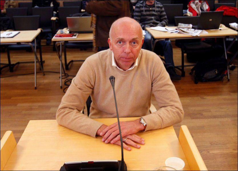 GIR IKKE OPP: Travkusk Atle Hamre fikk ikke medhold i Oslo tingrett i kravet mot Det norske travselskap. Bildet er fra 2007. Foto: Prebensen, Nicolai