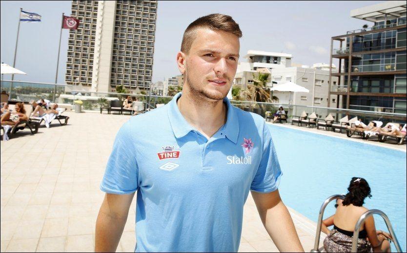 VRAKER NORGE: Flamur Kastrati var en del av det norske U21-landslaget som tok bronse i EM i fjor sommer. Foto: Scanpix
