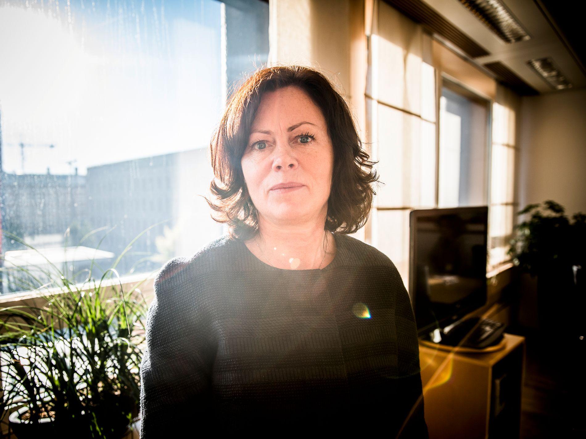 – SVÆRT UHELDIG: Barne- og likestillingsminister Solveig Horne mener dobbeltroller i barnevernet er uakseptabelt.