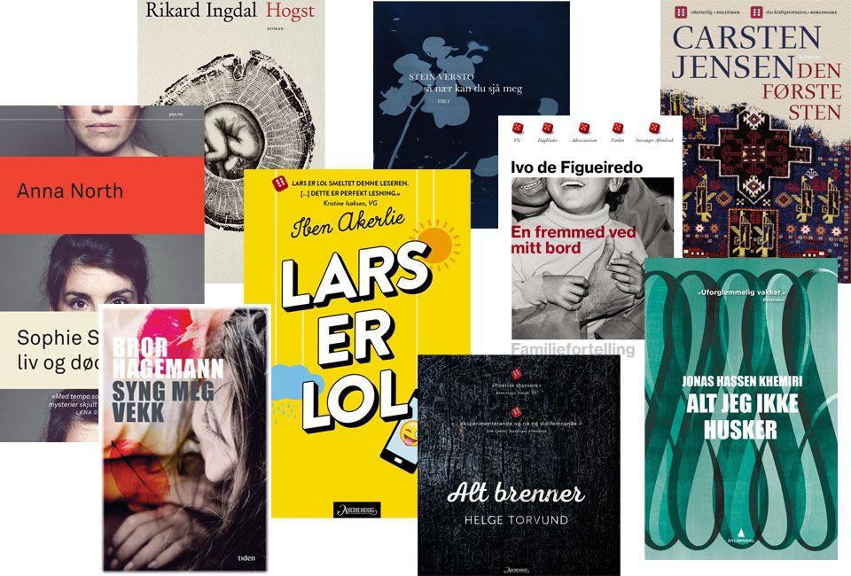 JULEGAVETIPS: Jakten på den perfekte bokgaven til en lesehest i familien kan ende her, hvis et av tipsene om årets beste bøker i 2016 fra anmelderne faller i smak.